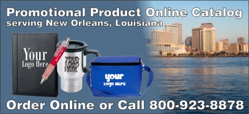 Promotional Products New Orleans, Louisiana